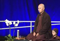 """Thich Nhat Hanh: """"Mindfulness as a Foundation for Health"""" 